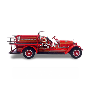 Lucky Die Cast 43006 - 1924 Stutz Model C Fire Engine (Red) 1/43 Diecast Car