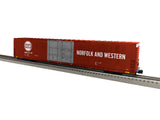 "Lionel 1926032 - 86' 4 Door High Cube Boxcar ""N&W"" #355197"