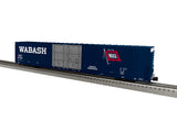 "Lionel 1926062 - 86' 4 Door High Cube Boxcar ""Wabash"" #55055"