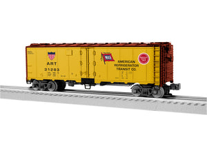 "Lionel 1926070 - Freightsounds Reefer ""American Refrigerator Transit"" #31283"