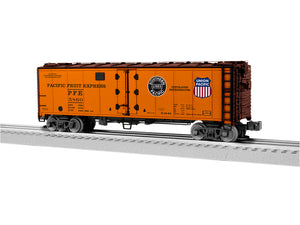 "Lionel 1926110 - Freightsounds Reefer ""Pacific Fruit Express"" #5860"