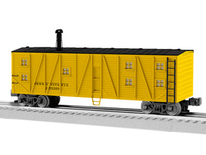 "Lionel 1926133 - Bunk Car ""Pennsylvania"" #498398"