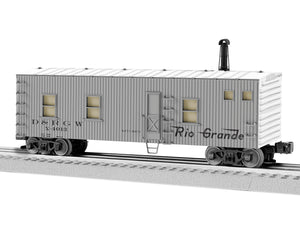 "Lionel 1926220 - Kitchen Car ""Rio Grande"" w/ Sound #x4013"