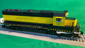 "MTH 20-21201-1 - GP-40 Diesel Engine ""Susquehanna"" #3040 w/ PS3 (Hi-Rail Wheels)"