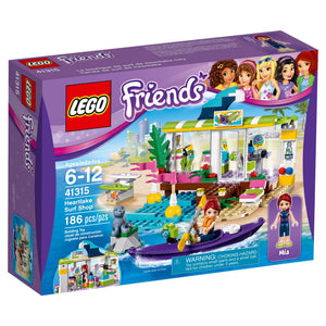 Lego 41315 - LEGO Friends - Heartlake Surf Shop