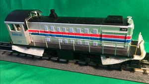 "MTH 20-21178-1 - Alco S-2 Switcher Diesel Engine ""Amtrak"" #746 w/ PS3"