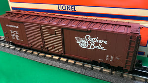 "Lionel 1926451 - 50' Double Door Boxcars ""Kansas City Southern"" #20825"
