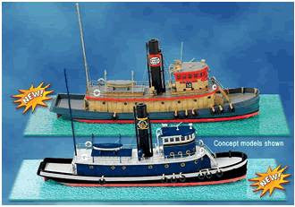 Lionel 6-14172 - New York Central Railroad Tugboats