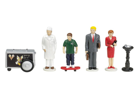 Lionel 6-14218 - Downtown People Pack