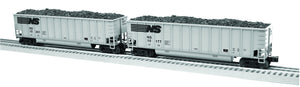 "Lionel 6-19374 - Rotary Bathtub Gondola ""Norfolk Southern"" (2-Car)"