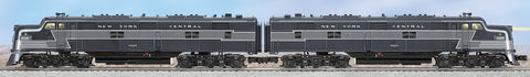 Lionel 6-24579 NEW YORK CENTRAL TMCC E7 DIESEL A-A (PWR A #4008, DMY A #4009)
