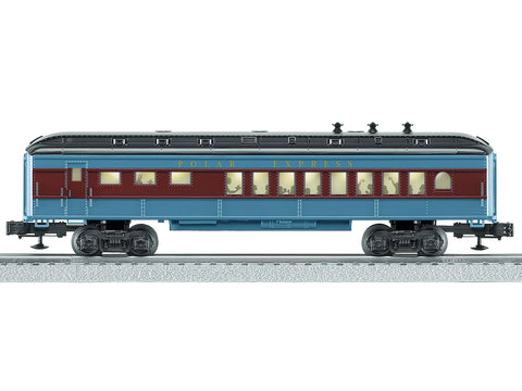 Lionel 6-25134 - The Polar Express® Baby Madison Diner