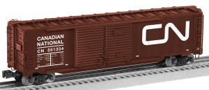 "Lionel 6-29317 - 50' Double Door Box Car ""Canadian National"""