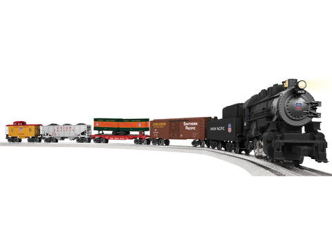 "Lionel 6-81262 - LionChief - Steamin' Freight Flyer Set ""Union Pacific"""