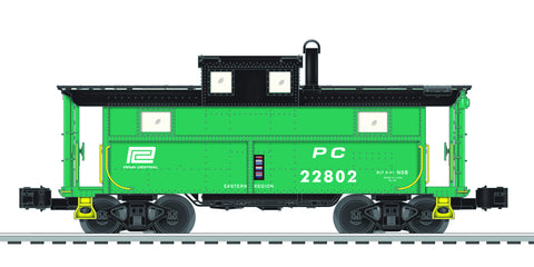 Lionel 6-81808 Scale N5B Caboose - Penn Central