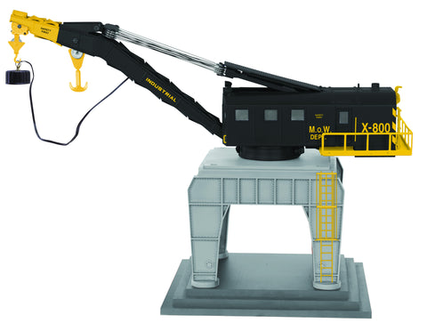 Lionel  6-82033 Maintenance of Way Command Control Trackside Crane