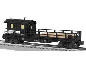 "Lionel 6-82094 - Tie-Work Car ""Norfolk Southern"""