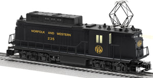 "Lionel 6-82176 - LionChief+ - E33 Rectifier Electric Locomotive ""Norfolk and Western"" #235"