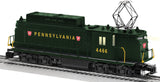 "Lionel 6-82179 - LionChief+ - E33 Rectifier Electric Locomotive ""Pennsylvania"" #4466"