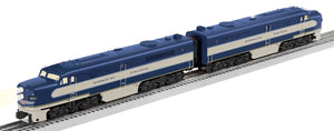 "Lionel 6-82229 - Legacy ALCo PA Diesel AA Set ""Missouri Pacific"" #8018, #8019"