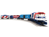 "Lionel 6-82427 - LionChief - U36B Diesel Freight Set ""The Patriot"""