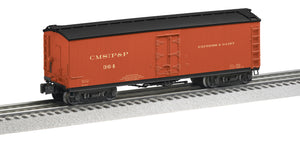 "Lionel 6-82639 - Milk Car ""Milwaukee Road"""