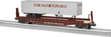 "Lionel 6-82843 - PS-4 Flatcar ""Western Maryland"" w/ 40' Trailer"