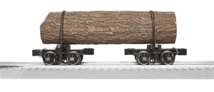 Lionel 6-82849 - Logging Disconnect w/ Load (2-Pack)