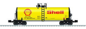 "Lionel 6-82858 - Unibody Tank Car ""Shell"""