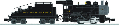 Lionel  6-82975 Baltimore & Ohio LionChief Plus A5 0-4-0