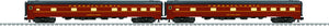 "Lionel 6-83007 - Broadway Limited 21"" Passenger Car ""Pennsylvania"" (2-Car)"