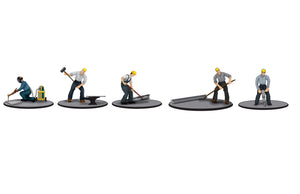 Lionel 6-83168 - Iron Workers Figure Pack