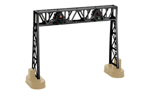 Lionel 6-83174 - Double Signal Bridge