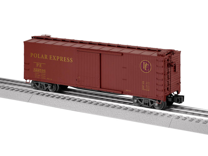 "Lionel 6-83352 - USRA Double Sheathed Box ""The Polar Express"""