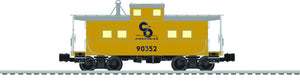 "Lionel 6-83360 - Northeast Style Caboose ""Chesapeake & Ohio"""