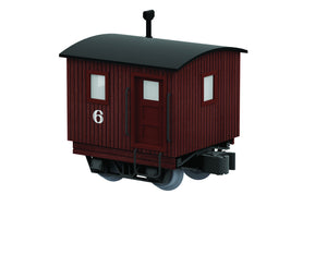 Lionel 6-83556 - Disconnect Logging Caboose (Brown) #6