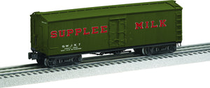 "Lionel 6-83577 - Milk Cars ""Supplee"""
