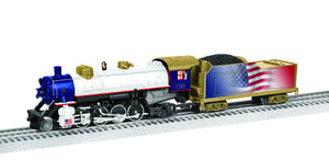 "Lionel 6-83605 - LionChief+ - Mikado Steam Locomotive ""Presidents"""