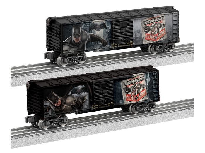 "Lionel 6-83776 - Box Car ""The Dark Knight"""