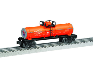 "Lionel 6-83928 - Paint Tank Car ""Lionel"" (Made in USA)"
