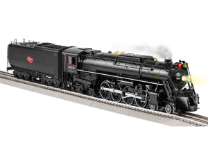 "Lionel 6-84066 - Legacy S-3 Steam Locomotive ""Milwaukee Road"" #262"