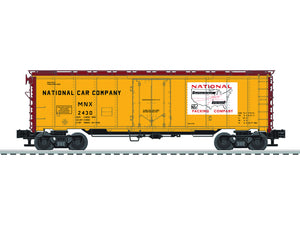 "Lionel 6-84121 -  40' Steel Reefer ""National"""