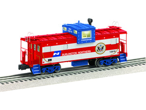 "Lionel 6-84130 - Wide Vision Caboose ""Burlington Northern"""