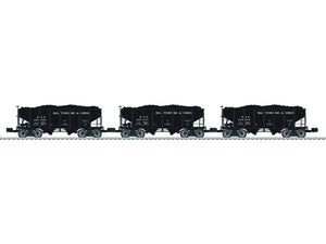 "Lionel 6-84153 - 1905 2-Bay Hopper ""Baltimore & Ohio"" (3-Car)"