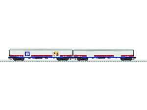 "Lionel 6-84226 - Add-On ""American Freedom Train"" (2-Car) #4"