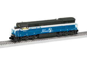 "Lionel 6-84289 - Legacy U33C Diesel Engine ""Great Northern"" #2541"