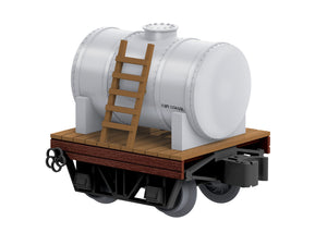 Lionel 6-84297 - Logging Disconnect Steel Tank