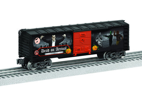 "Lionel 6-84332 - SpookySounds Boxcar ""Halloween"""