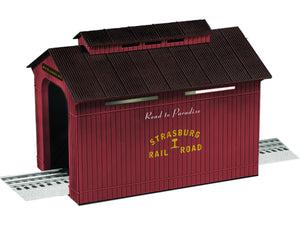 "Lionel 6-84334 - Half Covered Covered Bridge ""Strasburg"""