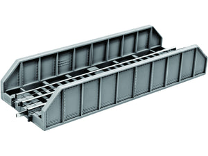 "Lionel 6-84388 - 10"" Girder Bridge Track (Grey)"